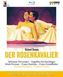 Richard Strauss (1864-1949): Der Rosenkavalier, Blu-ray Disc
