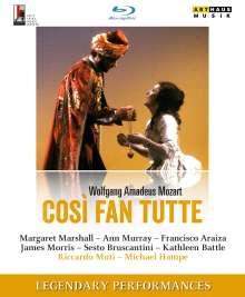 Wolfgang Amadeus Mozart (1756-1791): Cosi fan tutte, Blu-ray Disc
