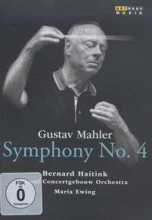 Gustav Mahler (1860-1911): Symphonie Nr.4, DVD
