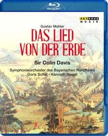Gustav Mahler (1860-1911): Das Lied von der Erde, Blu-ray Disc