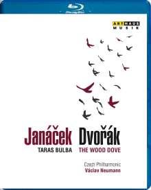 Leos Janacek (1854-1928): Taras Bulba, Blu-ray Disc