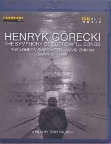"""Henryk Mikolaj Gorecki (1933-2010): Symphonie Nr.3 """"Symphonie der Klagelieder"""" (Dokumentation & Aufführung), Blu-ray Disc"""