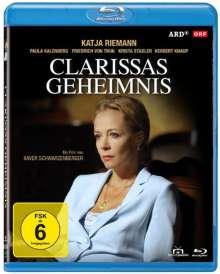 Clarissas Geheimnis (Blu-ray), Blu-ray Disc