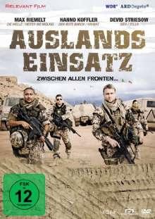 Auslandseinsatz, DVD
