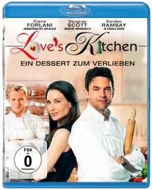 Love's Kitchen (Blu-ray), Blu-ray Disc