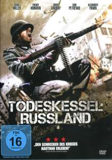 Todeskessel Russland, DVD