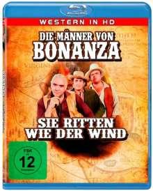 Die Männer von Bonanza - Sie ritten wie der Wind (Blu-ray), Blu-ray Disc