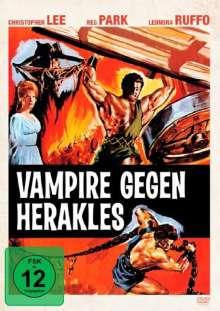 Vampire gegen Herakles, DVD