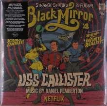 Daniel Pemberton: Filmmusik: Black Mirror: USS Callister (O.S.T.) (Limited-Edition) (Red Vinyl), 2 LPs