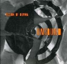 Mission Of Burma: Unsound, CD
