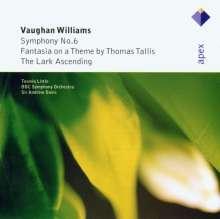 Ralph Vaughan Williams (1872-1958): Symphonie Nr.6, CD