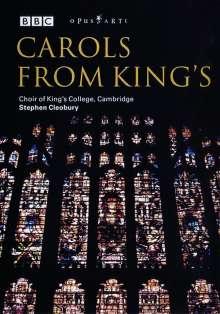 King's College Choir - Carols From King's, DVD