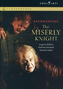 Sergej Rachmaninoff (1873-1943): Le Chevalier avare, DVD