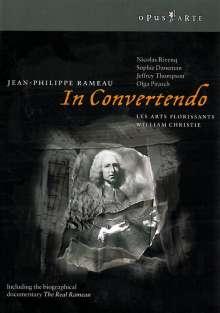 Jean Philippe Rameau (1683-1764): In Convertendo (Motette), DVD