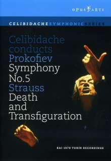 Sergiu Celibidache dirigiert, DVD