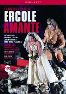 Francesco Cavalli (1602-1676): Ercole Amante, 2 DVDs