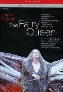 Henry Purcell (1659-1695): The Fairy Queen, 2 DVDs