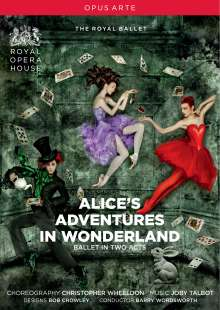 Royal Opera Ballet: Alice's Adventures in Wonderland, DVD