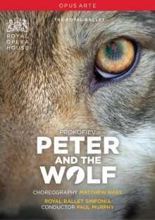 Students of the Royal Ballet School:Peter & der Wolf, DVD