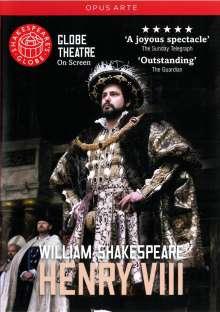 William Shakespeare - Henry VIII. (Globe Theatre) (OmU), DVD
