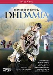 Georg Friedrich Händel (1685-1759): Deidamia, DVD