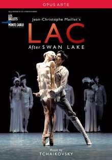 Les Ballets De Monte-Carlo - Jean-Christophe Maillots Lac nach Schwanensee, DVD