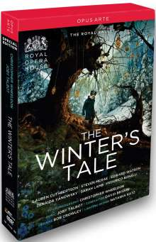 The Royal Ballet: The Winter's Tale (Special Edition), DVD
