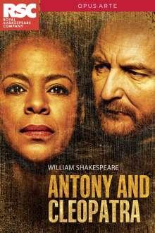 Antony and Cleopatra, DVD