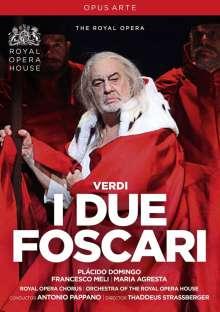 Giuseppe Verdi (1813-1901): I due Foscari, DVD