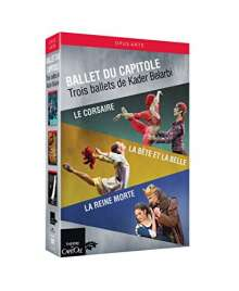 Ballet Du Capitole - 3 Ballette von Kader Belarbi, 3 DVDs