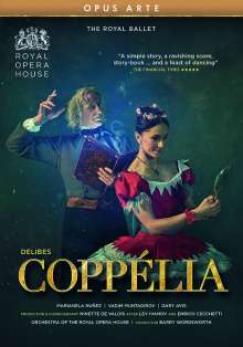 Royal Ballet - Coppelia, DVD
