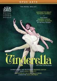 Royal Ballet - Cinderella, DVD