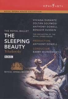 The Royal Ballet: Dornröschen (Tschaikowsky), DVD