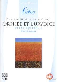 Christoph Willibald Gluck (1714-1787): Orpheus & Eurydike, DVD