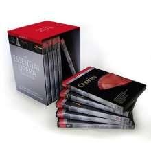Essential Opera (10 Gesamtaufnahmen), 20 DVDs