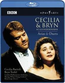 Cecilia Bartoli & Bryn Terfel At Glyndebourne, Blu-ray Disc