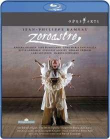 Jean Philippe Rameau (1683-1764): Zoroastre, Blu-ray Disc