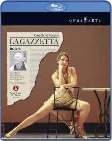 Gioacchino Rossini (1792-1868): La Gazzetta, Blu-ray Disc