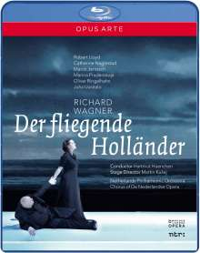 Richard Wagner (1813-1883): Der Fliegende Holländer, Blu-ray Disc
