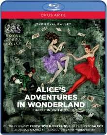 Royal Opera Ballet: Alice's Adventures in Wonderland, Blu-ray Disc