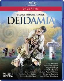 Georg Friedrich Händel (1685-1759): Deidamia, Blu-ray Disc