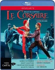 Ballet Du Capitole: Le Corsaire, Blu-ray Disc