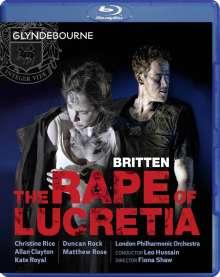 Benjamin Britten (1913-1976): The Rape of Lucretia, Blu-ray Disc