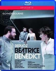 Hector Berlioz (1803-1869): Beatrice et Benedict, Blu-ray Disc