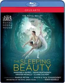 The Royal Ballet: Dornröschen (Tschaikowsky), Blu-ray Disc
