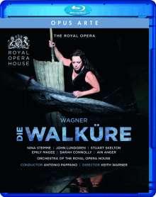 Richard Wagner (1813-1883): Die Walküre, Blu-ray Disc
