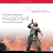 Richard Wagner (1813-1883): Siegfried, 4 CDs