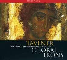 "John Tavener (1944-2013): Chorwerke ""Choral Ikons"", CD"