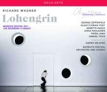 Richard Wagner (1813-1883): Lohengrin, 3 CDs