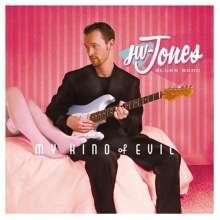 JW-Jones: My Kind Of Evil, CD